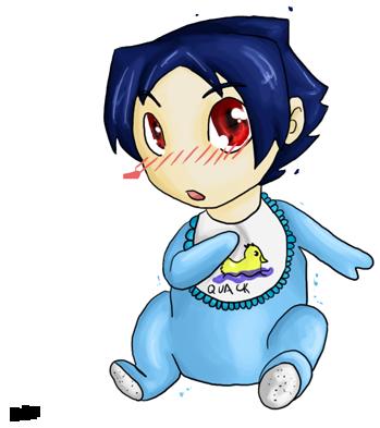 Baby Sasuke by epicheather on DeviantArt