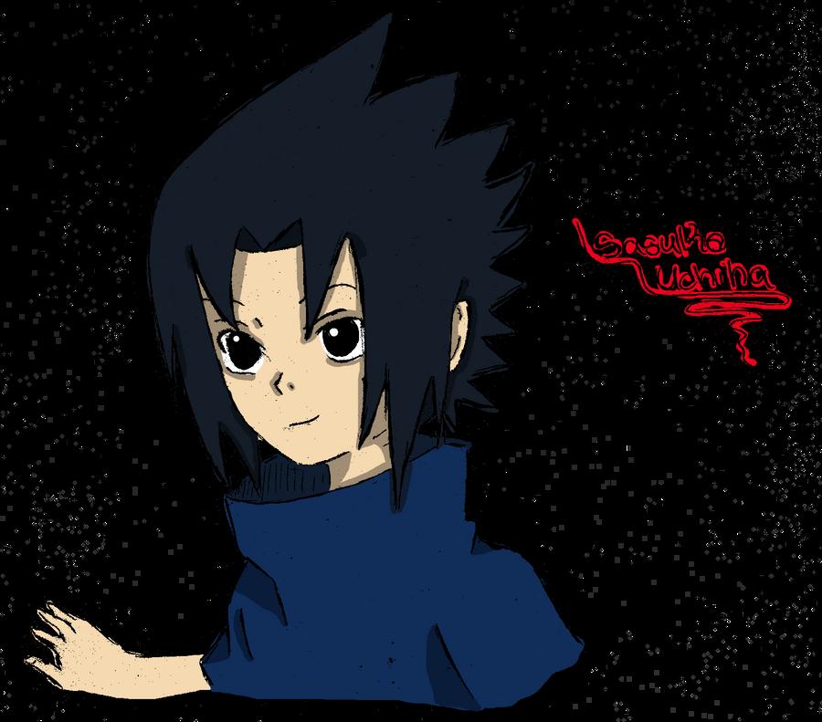 Little Sasuke Uchiha by xExplosionArts on DeviantArt