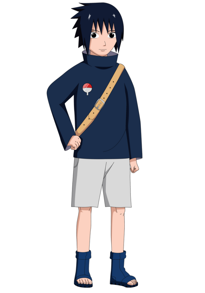 Sasuke Kid Render by lwisf3rxd on DeviantArt