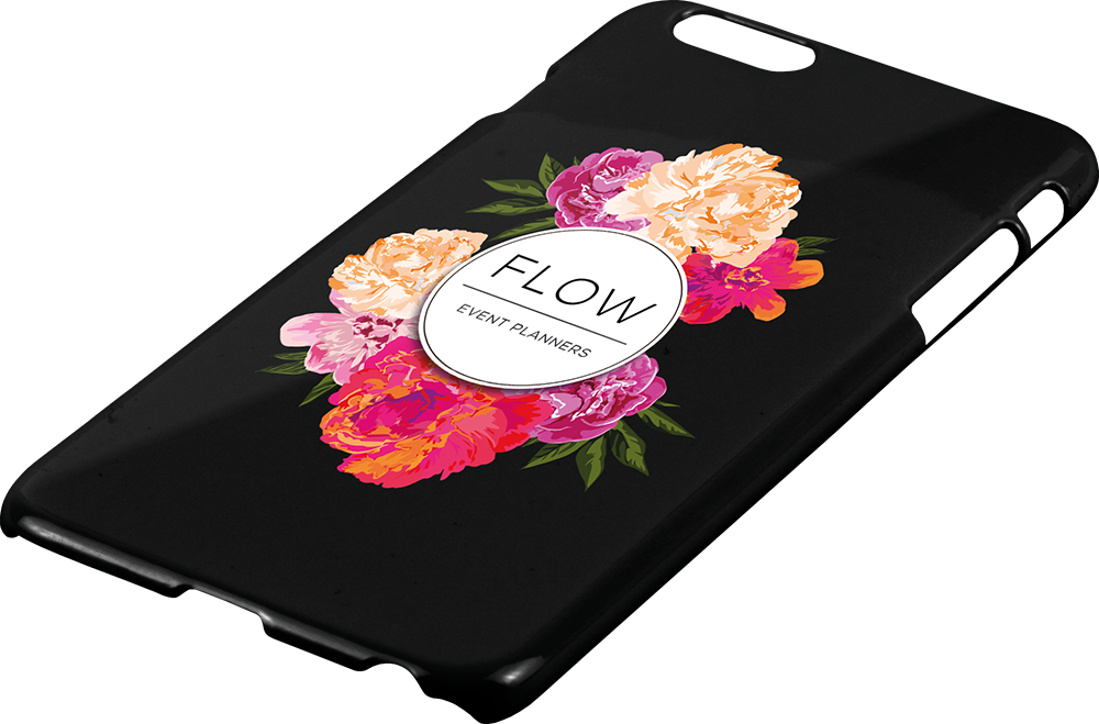 iPhone 5  6  7  8 or X Case  Hard Shell in Black or