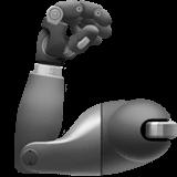 Mechanical Arm Emoji  Meaning Copy  Paste