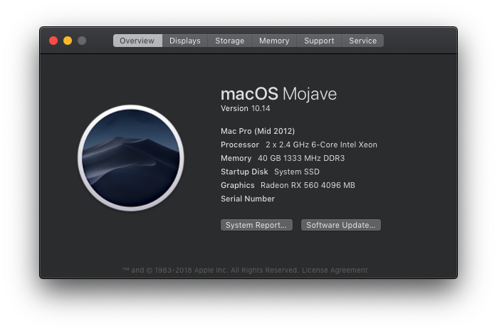 Apple Outlines MetalCapable Cards Compatible With macOS