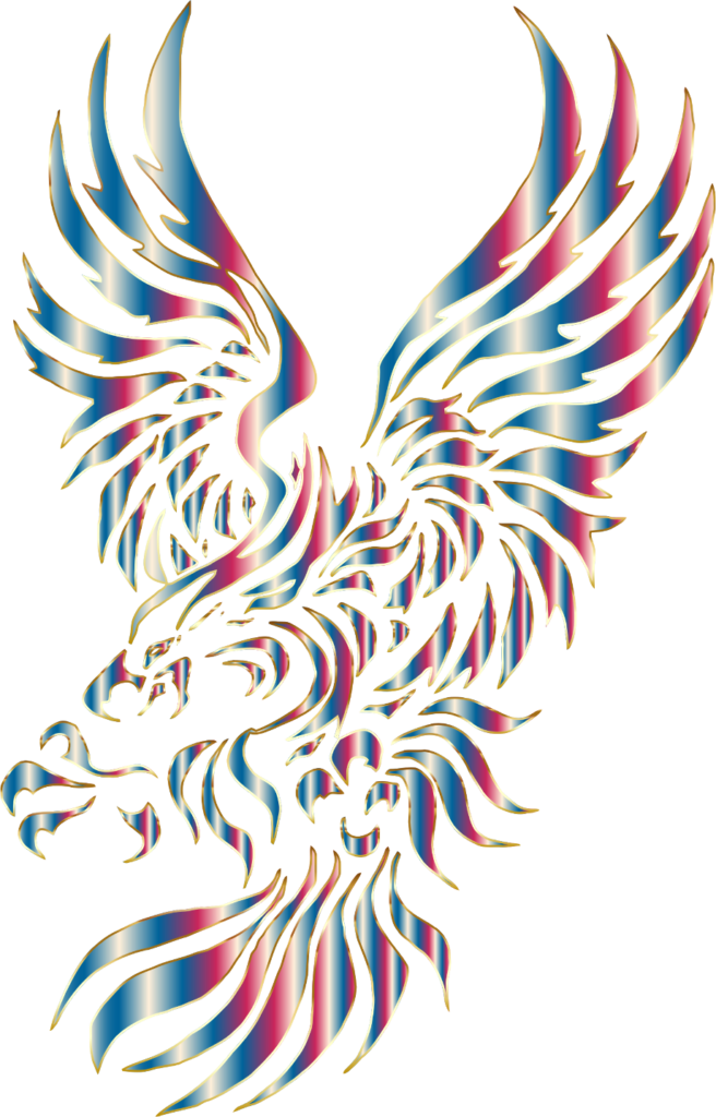 Download High Quality eagle clipart tribal Transparent PNG