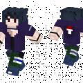 Sasuke Taka Skin  Minecraft Skins