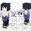 Bad Sasuke Skin  Minecraft Skins