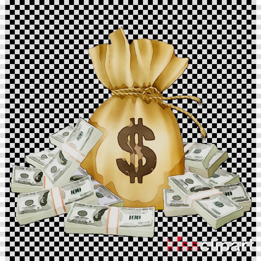 Money Bag clipart  Bag Illustration Money transparent