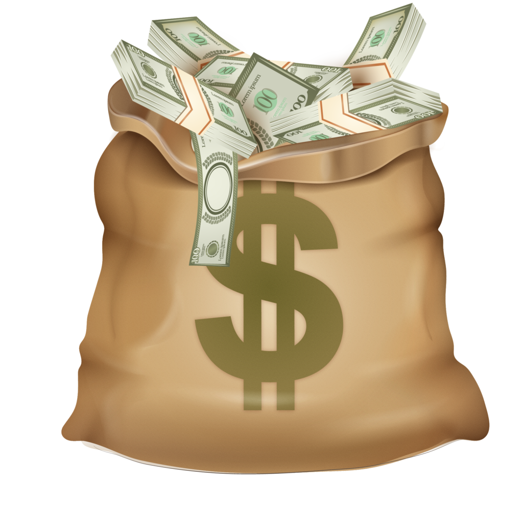 Money bag Coin  money png download  20261964  Free