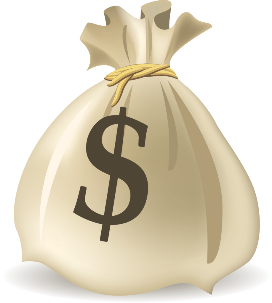Money bag Bank  money bag png download  10241142  Free