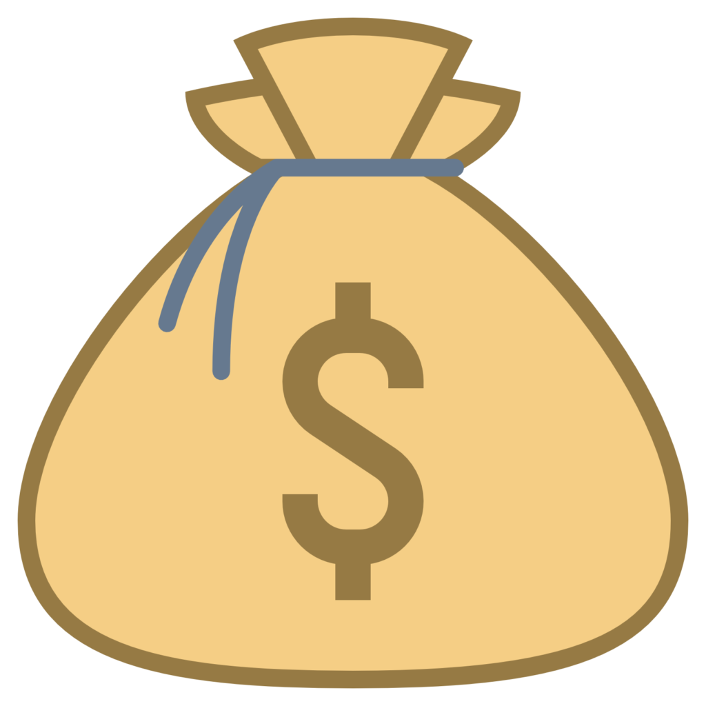 Money Bag Icon  Free Download at Icons8