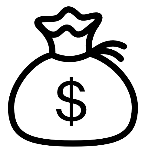 Money Bag Coloring Page Coloring Pages