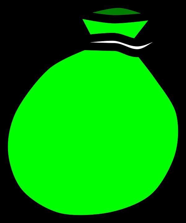 Bag Sack Moneybag  Free vector graphic on Pixabay