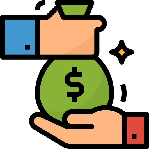 Money bag  Free business icons