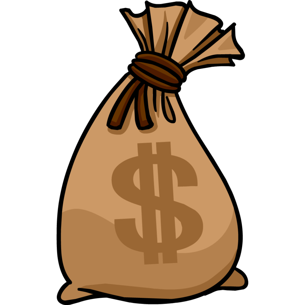 Money Bag Icon  ClipArt Best