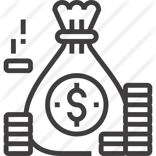 Money bag  Free business and finance icons