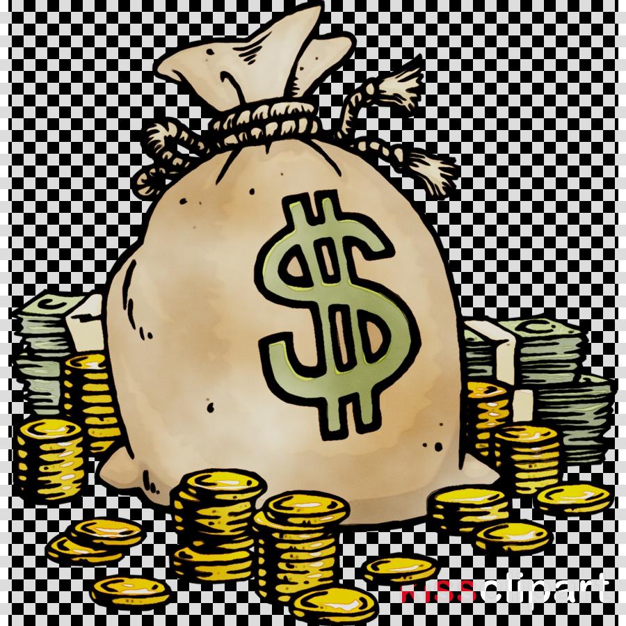 Cartoon Money clipart  Money Illustration Cartoon