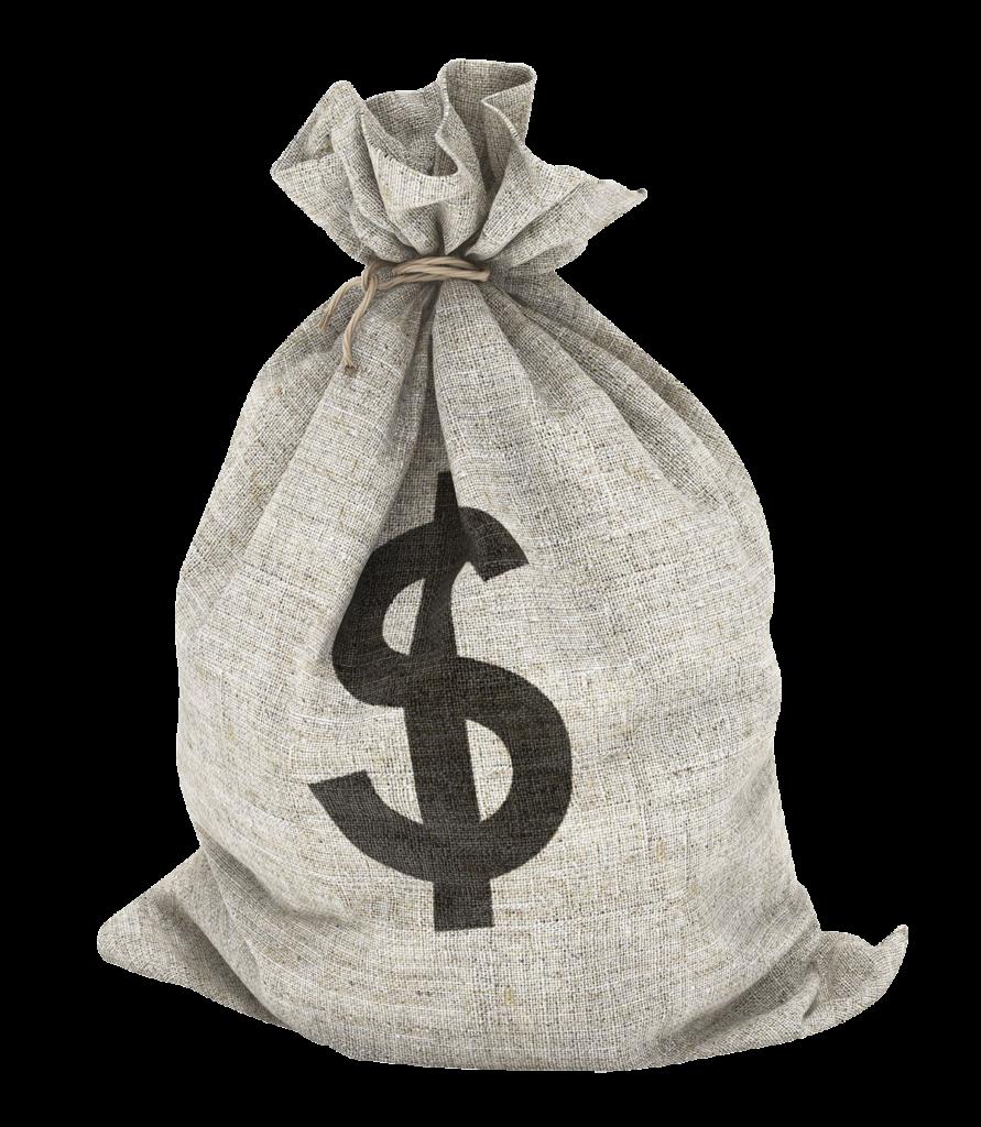 Money Bag PNG Transparent Image  PngPix