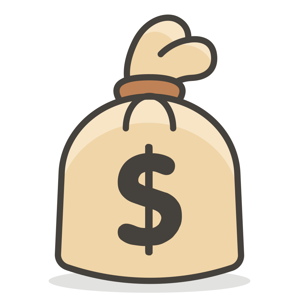 File717moneybagsvg  Wikimedia Commons
