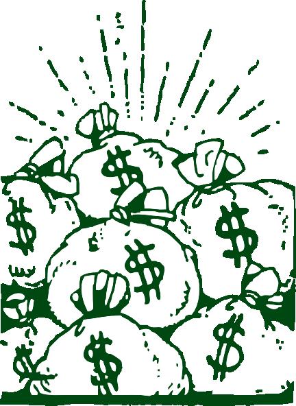 Money Bags Clip Art at Clkercom  vector clip art online