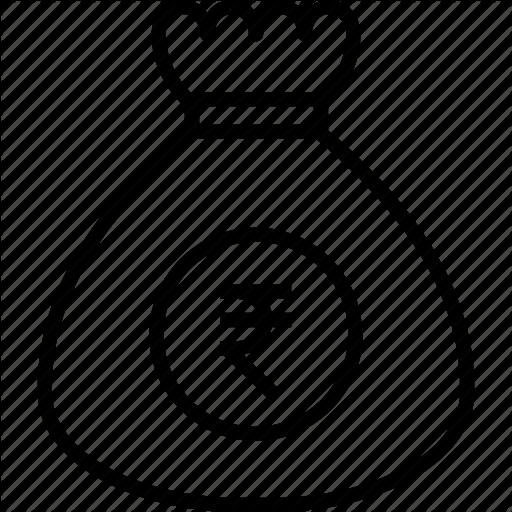 Money Bag Drawing at GetDrawings  Free download
