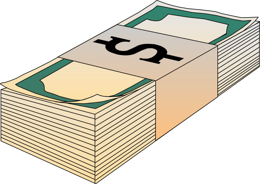 Stack Of Money Clipart Png  Clipart Panda  Free Clipart