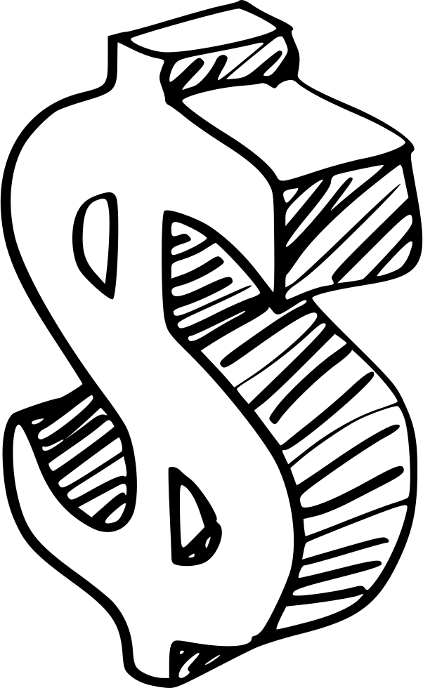 Money Roll Drawing  Free download on ClipArtMag