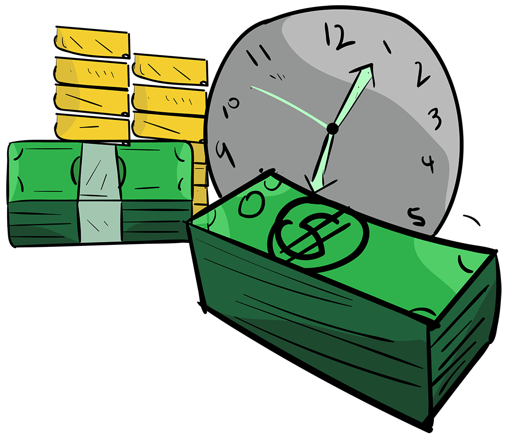 Money Drawing  Free download on ClipArtMag