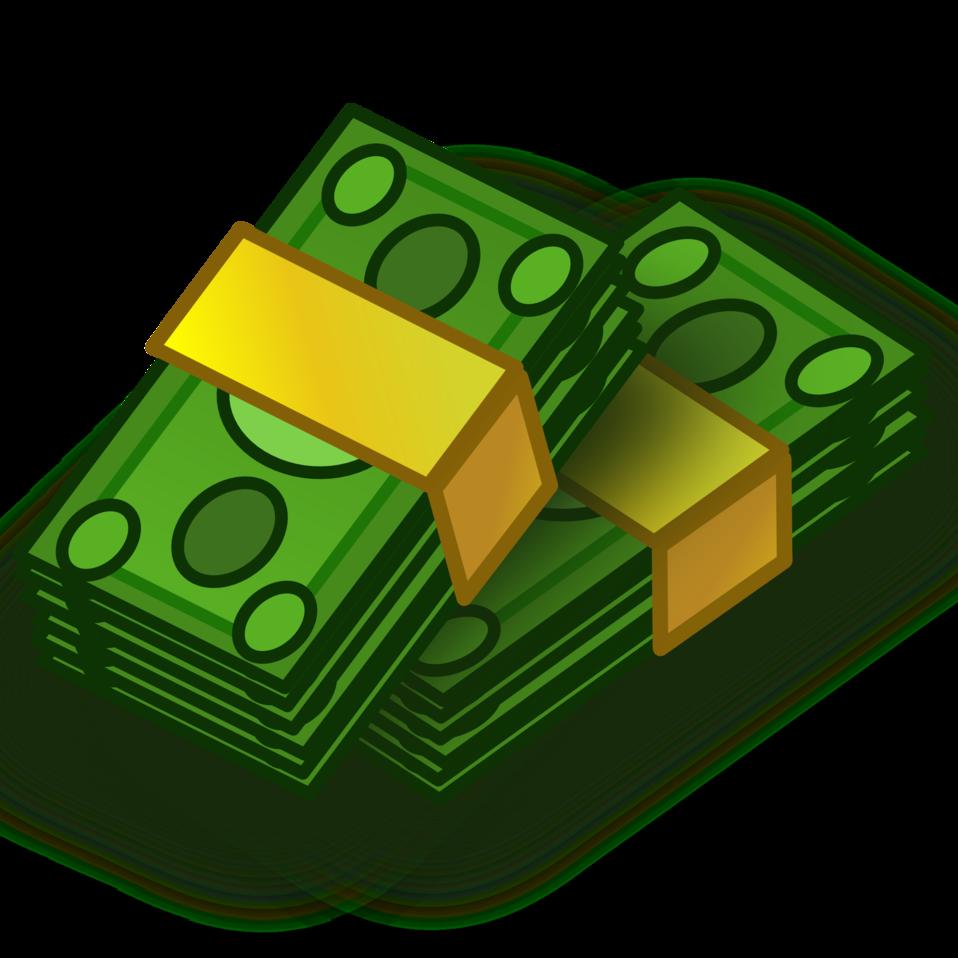 Public Domain Clip Art Image  Illustration of money  ID