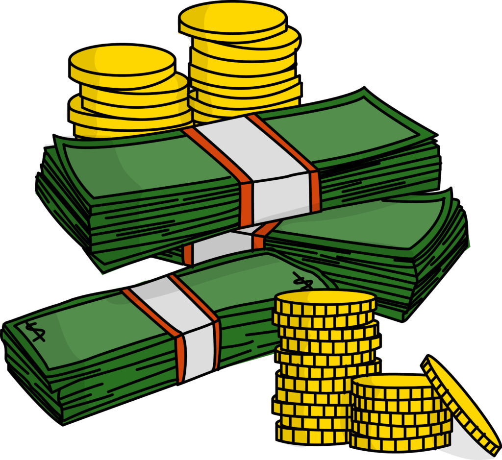 Free Money Clip Art Pictures  Clipartix
