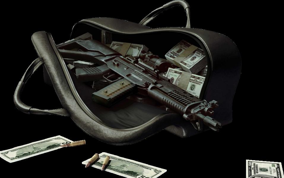 Bag Money 05 PSD  Official PSDs