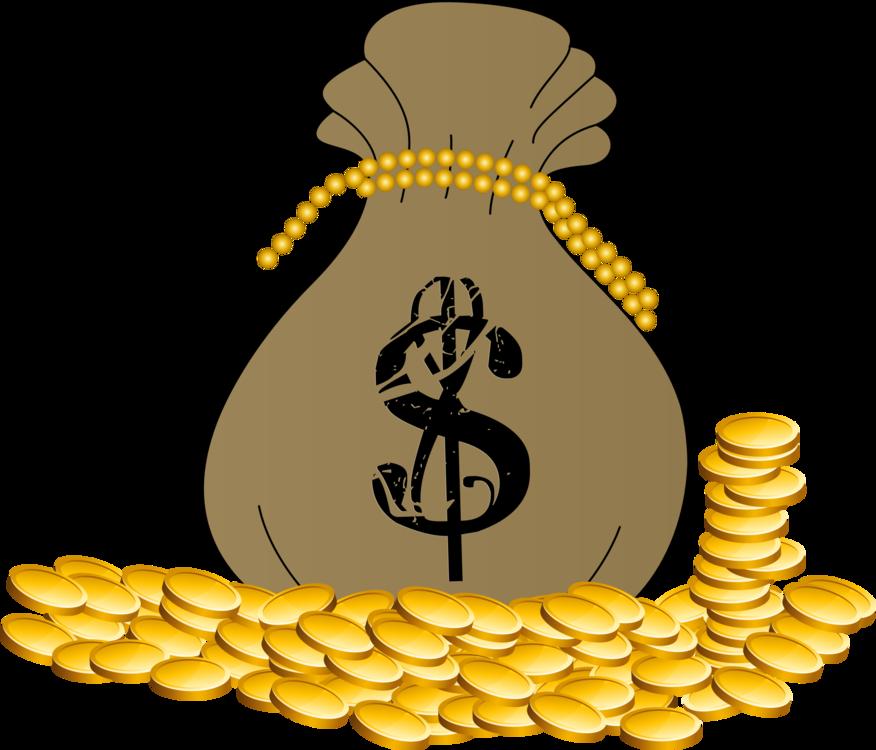 SavingCommodityMoney Bag PNG Clipart  Royalty Free SVG