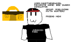 Pixilart My Roblox Character By Pixelatedapples - Robux Apps For Free Robux - My Roblox Character