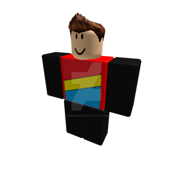 My ROBLOX Character 2017 Update by SuperMax124 on DeviantArt