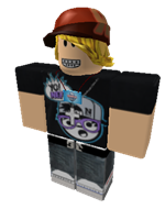 My roblox character by lilSNIPES on DeviantArt