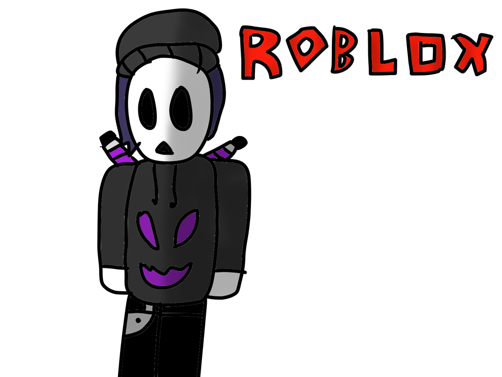 Roblox Drawings | Free download on ClipArtMag - My Roblox Character