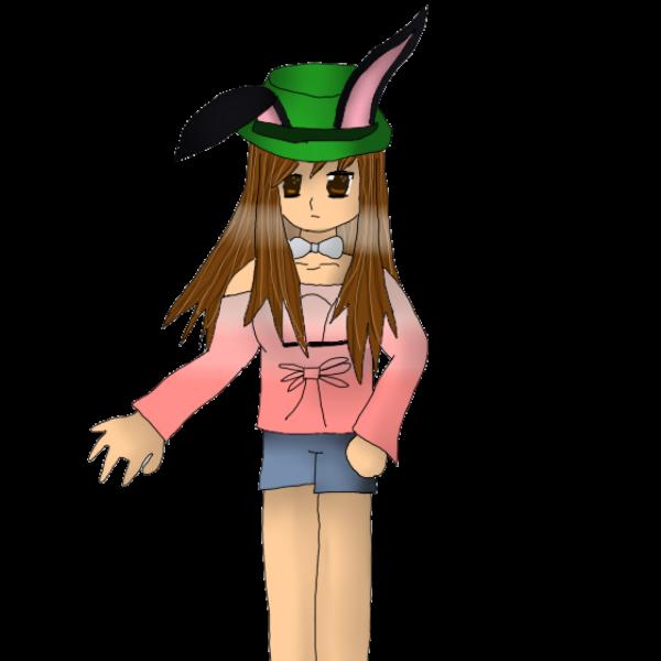 My Roblox Character by HikariTheElite on DeviantArt