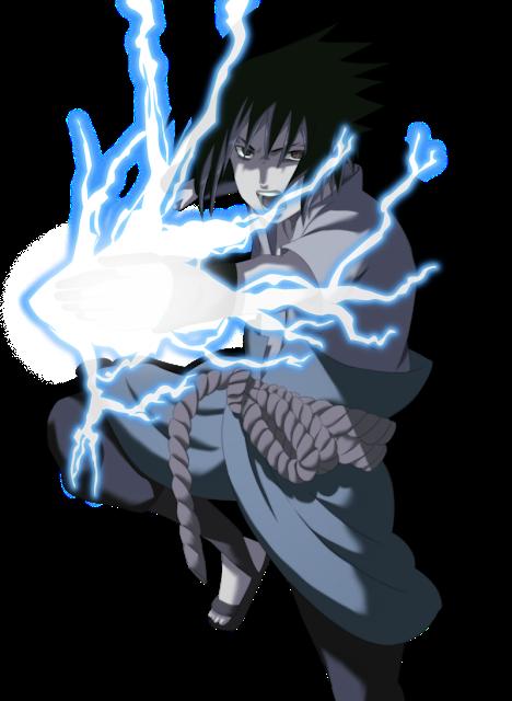 Naruto conductor SASUKE CHIDORI