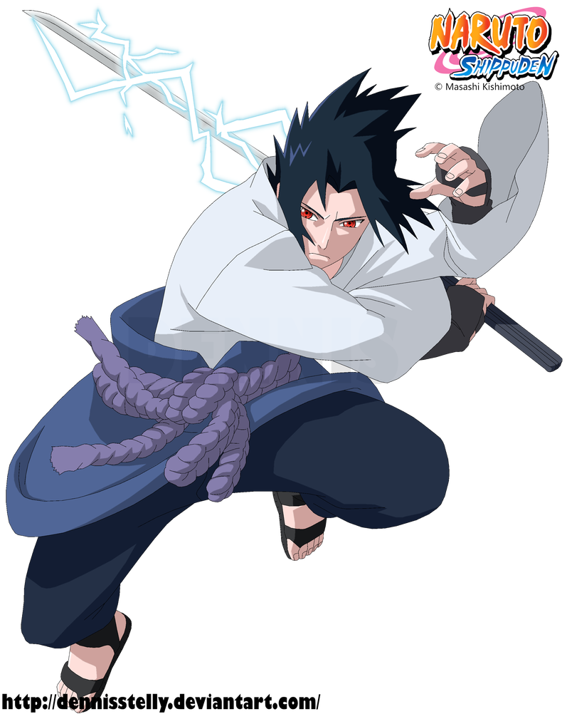Sasuke Chidori Koken by DennisStelly