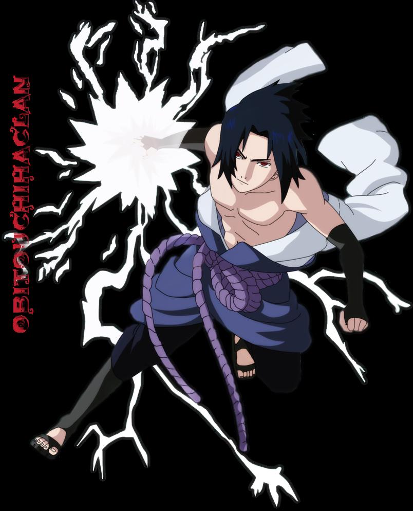 Sasuke Chidori by obitoiuchihaClan on DeviantArt