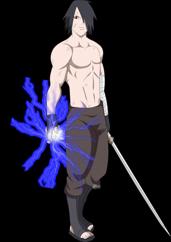sasuke uchiha by naironkr on DeviantArt