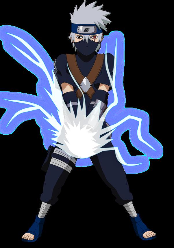 Who invented Chidori in Naruto  Quora