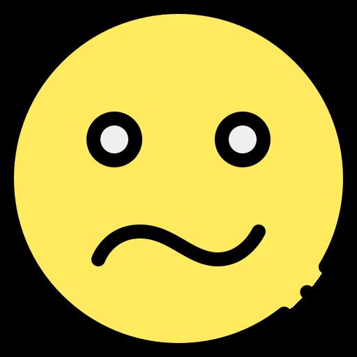 Nervous  Free smileys icons