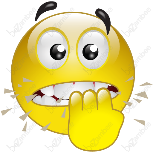 nervous  Carinhas whatsapp Imagens emoticons Emoji