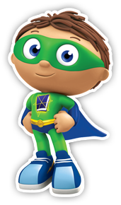 Super Whythis show is my sons favoriteand he is a