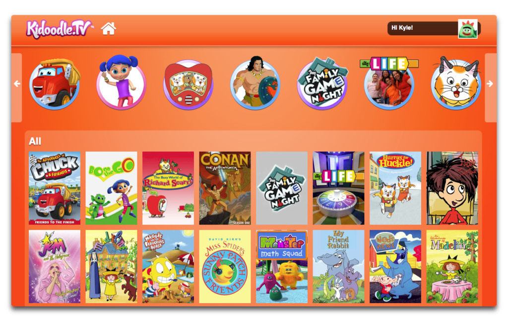Handson with KidoodleTV a Netflix just for kids  TechHive