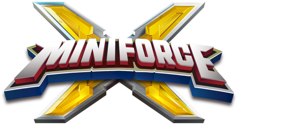 Miniforce X  Netflix