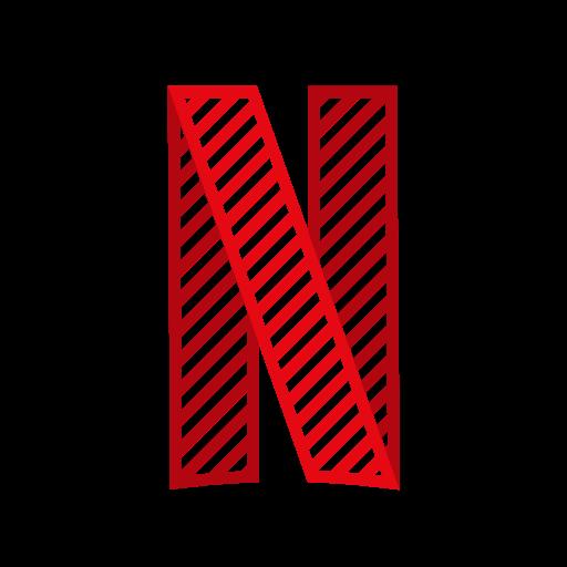 Netflix PNG логотип скачать бесплатно