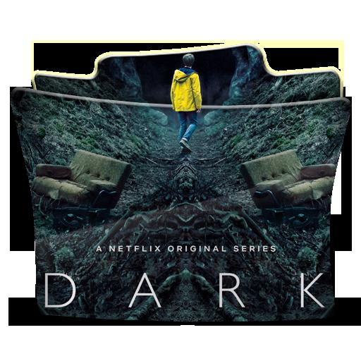 Dark netflix icon serise  DesignBust