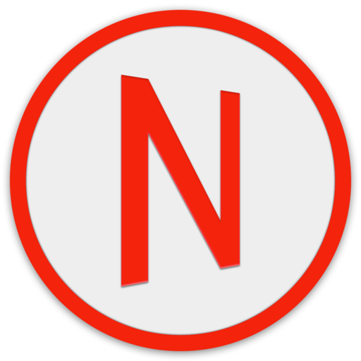 Netflix Icon Download at GetDrawings | Free download - Netflix Logo Icon Black