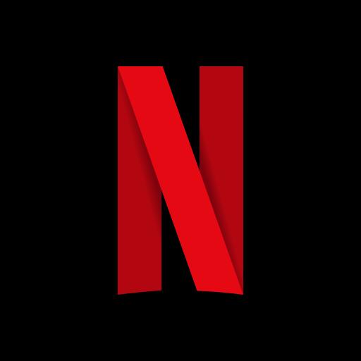 Transparent Netflix Logo Black And White Png  Latest