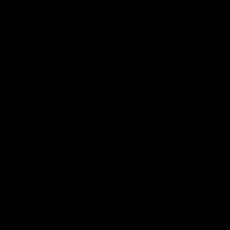 Symbol Netflix Logo Black And White  Rwanda 24